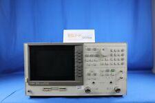 Agilent 8702d Optical Component Analyzer
