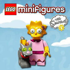 LEGO Minifigures #71009 - The Simpsons S2 - Lisa Simpson - 100% NEW - Unopened