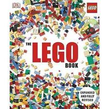 The Lego Book by Daniel Lipkowitz 9780756666934 (Hardback, 2012)