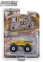 A.S.S NEU Chevrolet S-10 Thunder Chicken 1989 GreenLight 1/64 Kings of Crunch 9