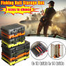 Fishing Bait Storage Box Double Sided Case Lure Box Fishing Tackle Storage Boxes