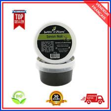 Savon Noir Olive BIO 100% Pure Et Naturel Pour Corps Visage Cheveux De 250 gr