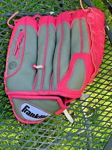 "Franklin CFS RTP II Glove Mitt Softball Baseball 22700 10 1/2"" Youth Hot Pink"