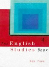 The English Studies Book,Rob Pope