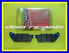 Pastiglie freno posteriori BREMBO HONDA CB 1000 R 08>09 ABS Carbon C. 2008 2009