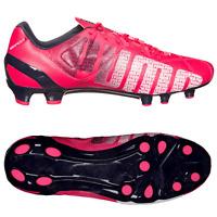 Puma Evospeed 3.3 Fg Hommes Chaussures de Football Rasenplatz Entreprise Terrain