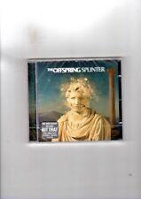 THE OFFSPRING - SPLINTER - CD NUOVO SIGILLATO
