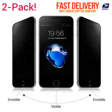 Anti-spy Privacy Tempered Glass Screen Protector iPhone 5  6 7 8 Plus X S XR MAX