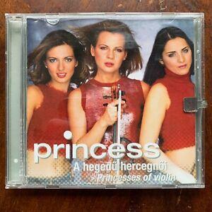 Princess Princesses of Violin CD A hegedu hercegnoi