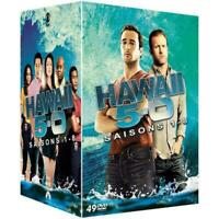 DVD Hawaii 5-0-Saisons 1-8 - Alex O'Loughlin, Scott Caan, Dennis Chun, Jorge Gar