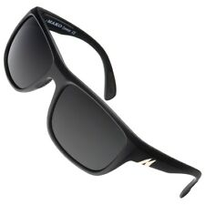 Mako Apex 9601 M01 P0S Sunglasses, Matt Black Frame Grey Lens