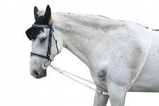 Aide Longer de Cheval Coton Pony Blanc 2m