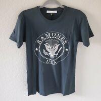 Daydreamer Ramones USA seal graphic band tee NWT Size XS