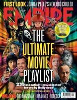 Empire Magazine September 2020 Movie Playlist Riz Ahmed Rebecca NEW