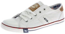 Mustang Women's Sneakers Low Shoes Leisure Lace up 1099302