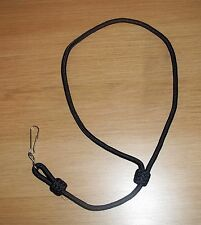WW2 Polish Army 1st Armoured Division soldiers uniform Black Devils lanyard