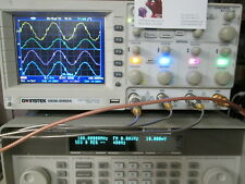 200MHz 4 Ch DSO Instek GDS-2204 TESTED Color LCD USB 1 Gs/s PROBES INCLUDED!