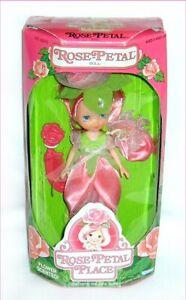"Kenner ROSE PETAL PLACE DOLL ""Rose Petal"" in Worn BOX 1984 HALLMARK Unopened"