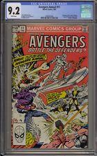Avengers Annual #11 - CGC 9.2 - SILVER SURFER APP. - 1004033006