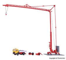 Kibri 13025 man Kipppritsche und Liebherr SK 20 Bausatz H0
