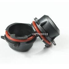 2pcs Xenon HID Bulb Light D2S D2R Holders Adapters Socket BWM 3/528/525 E39 B007