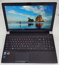 Toshiba Tecra Workstation/ Gaming Laptop W50-A w/ i7 512Gb SSD 16Gb DDR3 nVidia