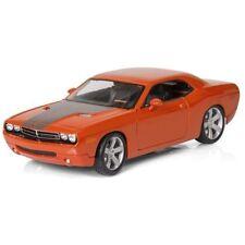 Véhicules miniatures orange Maisto pour Dodge