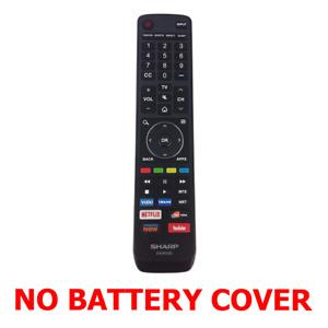 OEM Sharp TV Remote Control for LC58Q620U (No Cover)