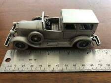 Danbury Mint Collectible Pewter Car Automobile Model 1926 Isotta Fraschini