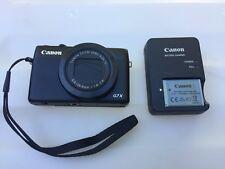 Canon Power Shot G7X  Used WIFI GPS 7x zoom + digital zoom