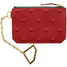 $60 Diamond Supply Co XL Diamond Skin Chain Wallet (red / green / gold)