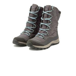 Keen Womens Terradora Waterproof Winter Boots Grey Sports Outdoors Warm