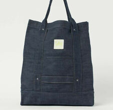 LEE X H&M RAW DENIM TOTE BAG HM SOLD OUT NEW BNWT FADES