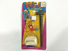"""1987 Shillman Young 'n Lovely Doll Accessories Camcorder Fits Barbie Sindy 11.5"""""""