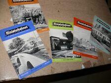 S22 Miba Hefte 1-5  von 1955 Top Rarität
