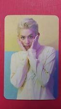 TEENTOP RICKY #2 Natural Born Official Photocard 6th Album Teen Top Photo Card