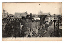 Douai - Panorama Photo Postcard c1908 / LL