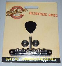 Gibson Les Paul Bridge Historic ABR-1 Tune-o-matic Nickel Guitar Parts T R9 1959