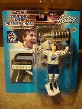 Wayne Gretzky - Edmonton Oilers Stanley Cup - Hasbro - Starting Lineup
