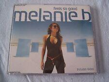 Feels so good by Melanie B CD Single 2001 Pop Vocal Virgin records