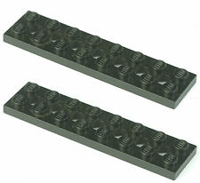 Manca il mattoncino LEGO 3738 nero x 2 Technic Plate 2 x 8