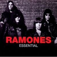 "THE RAMONES ""ESSENTIAL""  CD ------20 TRACKS------ NEU"