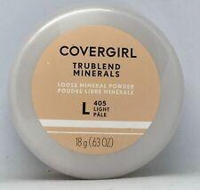 Covergirl Tru Blend Minerals 405 Light Loose Mineral Powder .63 oz