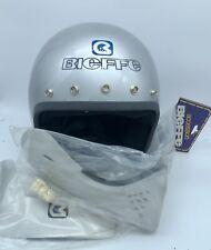 Casco Bieffe CBK Vintage Helmet Nos No Bell Shoei Arai Agv Bieffe Nava Vespa