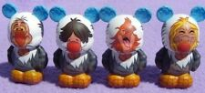VAUTOURS VULTURES king louie figurine Disney VINYLMATION JUNGLE BOOK Livre NEUF