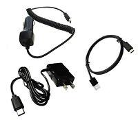 For Motorola Moto G7 Plus XT1965 / Lake Car + Wall Charger + Type C USB 3.1