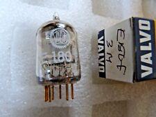 E180F Valvo Gold Pins 3 Mica Old Stock Electronic Valve 1pc Ju17a