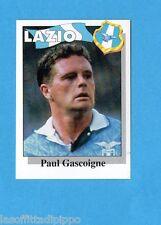 CALCIO FLASH '95-EUROFLASH-Figurina n.173- GASCOIGNE - LAZIO -NEW