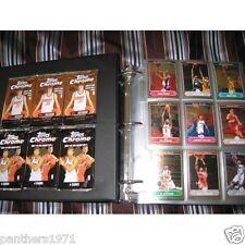 06-07 Topps Chrome Complete Basketball Set 1-210 (Certain Autos & Variations)