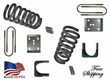 "1980-1996 Ford F100 F150 2WD 3""-5"" Lowering Kit Springs Axle Flip Kit 253630"